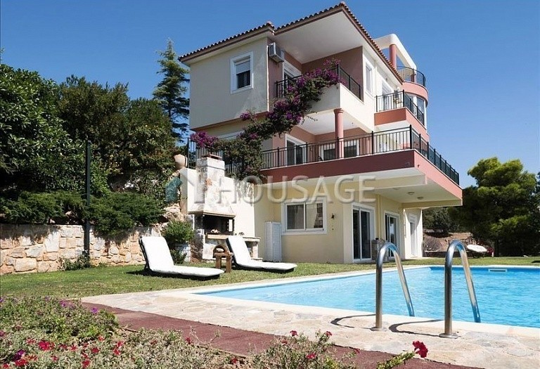 6 bed villa for sale in Agia Marina, Athens, Greece, 400 m² - photo 4