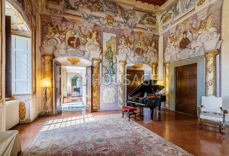 9 bed villa for sale in Florence, Italy, 2800 m² - photo 14
