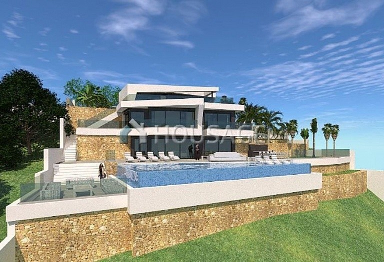 4 bed villa for sale in Benisa, Benisa, Spain, 454 m² - photo 4