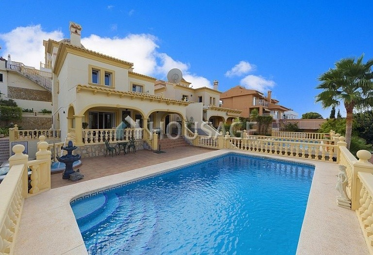 4 bed villa for sale in Calpe, Spain, 205 m² - photo 4