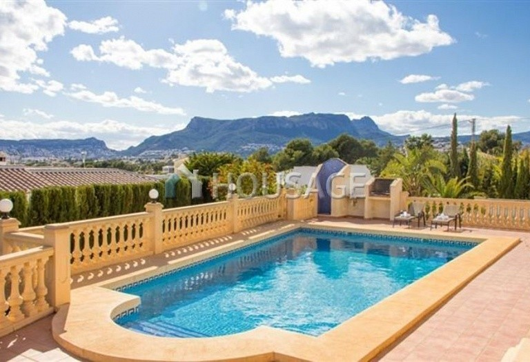 5 bed villa for sale in Calpe, Calpe, Spain, 265 m² - photo 4