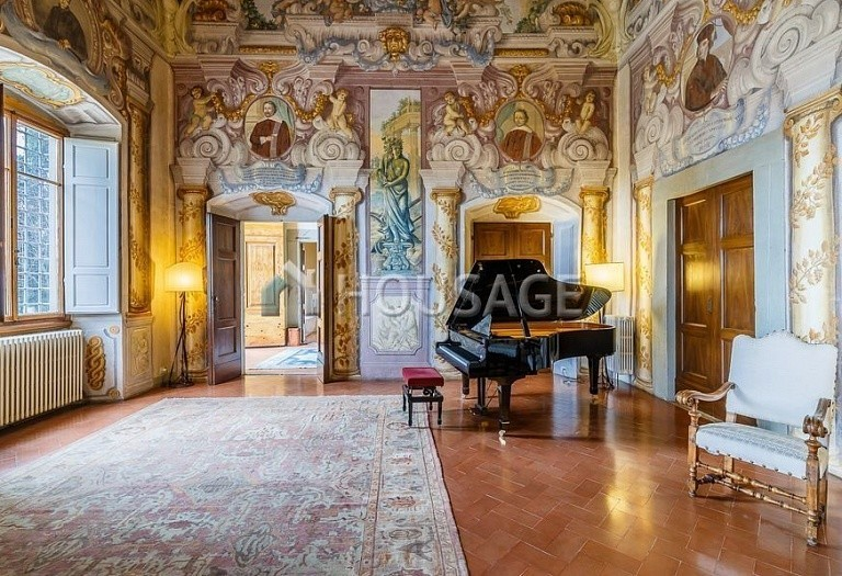 9 bed villa for sale in Florence, Italy, 2800 m² - photo 21