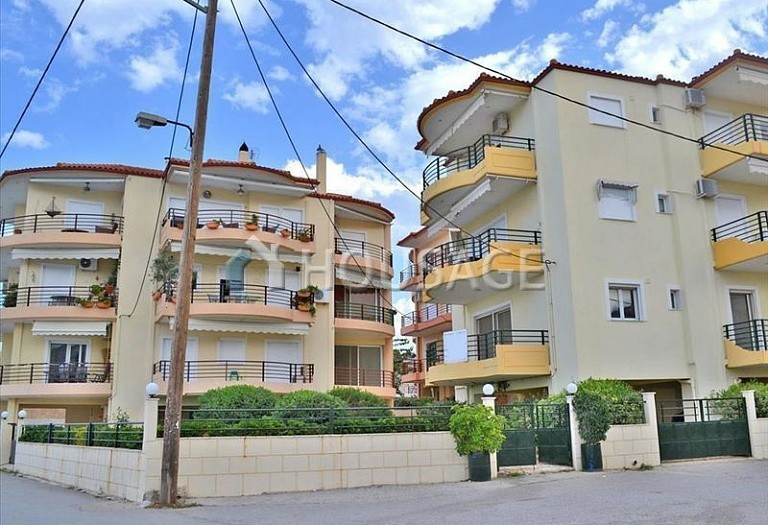 1 bed flat for sale in Aigeira, Achaea, Greece, 41 m² - photo 1