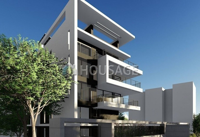 2 bed flat for sale in Attica, Greece, 80.68 m² - photo 1