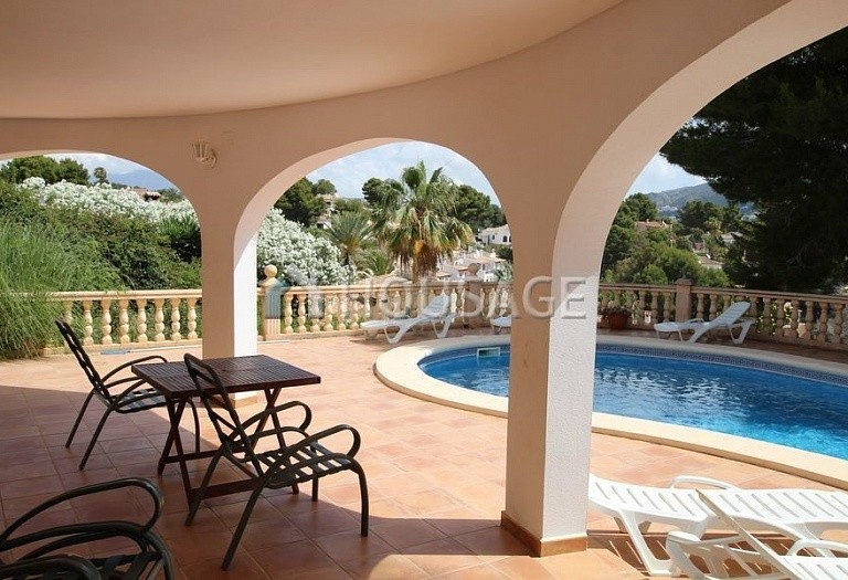 6 bed villa for sale in Sabatera, Moraira, Spain, 165 m² - photo 13