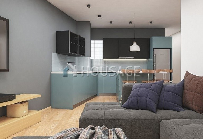2 bed flat for sale in Athens, Greece, 70.28 m² - photo 5