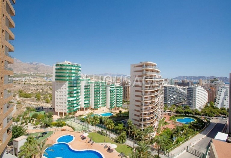 1 bed apartment for sale in Benidorm, Spain, 52 m² - photo 2