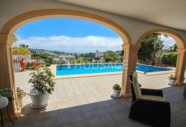 5 bed villa for sale in Sol Park, Moraira, Spain, 383 m² - photo 14