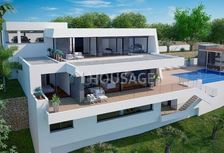 3 bed villa for sale in Benitachell, Benitachell, Spain, 620 m² - photo 1