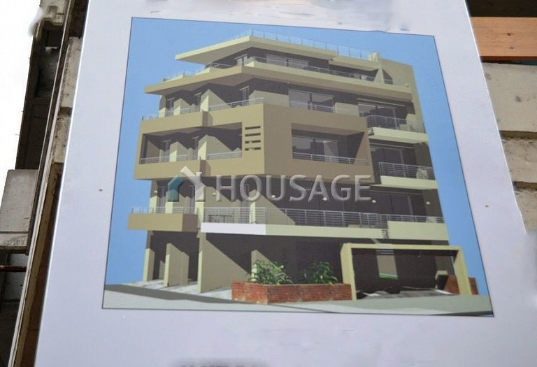 3 bed flat for sale in Therisso, Chania, Greece, 46 m² - photo 1