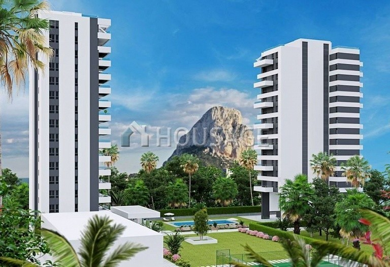 2 bed flat for sale in Calpe, Spain, 80 m² - photo 5