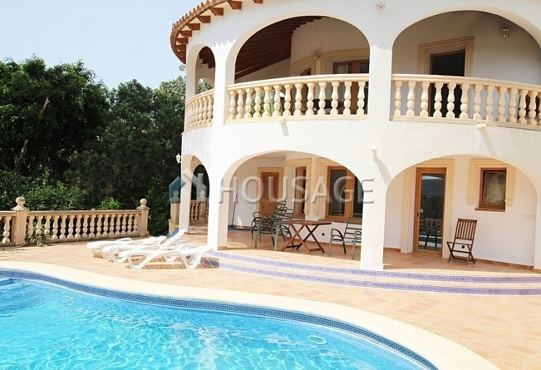 6 bed villa for sale in Sabatera, Moraira, Spain, 165 m² - photo 16
