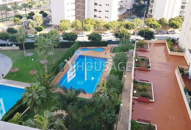 1 bed flat for sale in Benidorm, Spain, 52 m² - photo 9