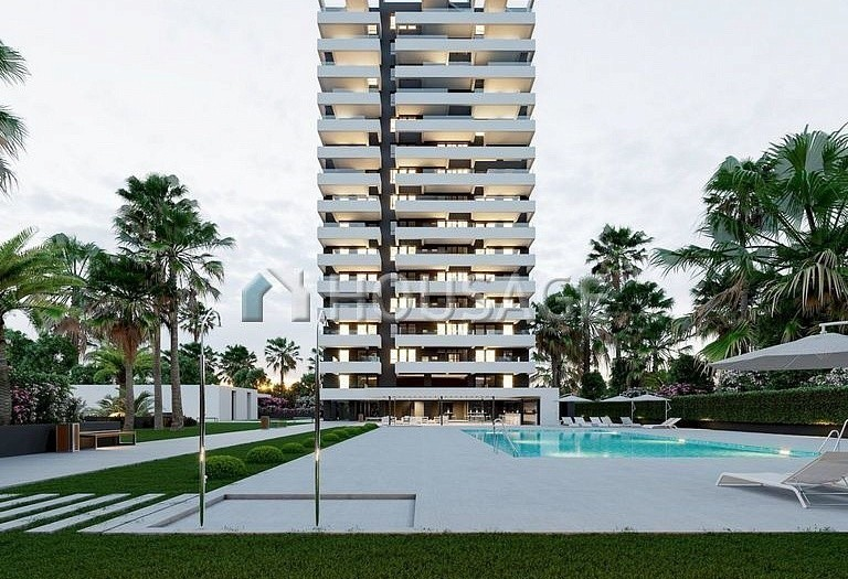 2 bed flat for sale in Calpe, Spain, 80 m² - photo 2