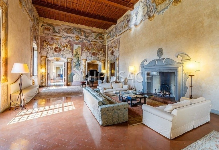 9 bed villa for sale in Florence, Italy, 2800 m² - photo 15