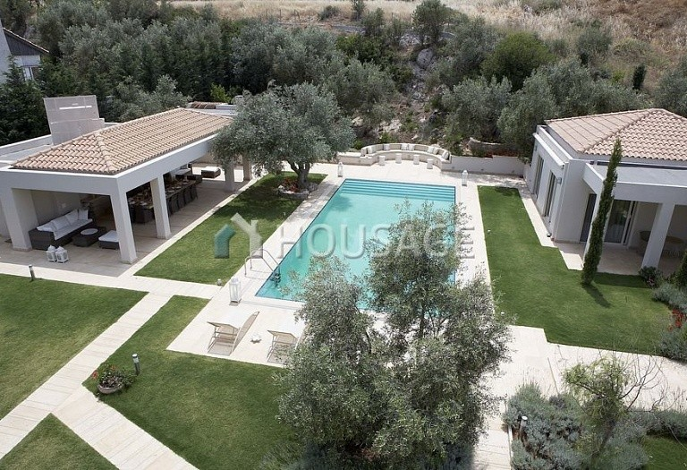 8 bed villa for sale in Drosia, Euboea, Greece, 435 m² - photo 30