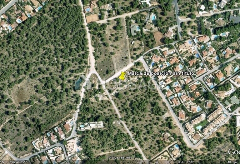 Land for sale in Alfaz del Pi, Spain, 2400 m² - photo 2