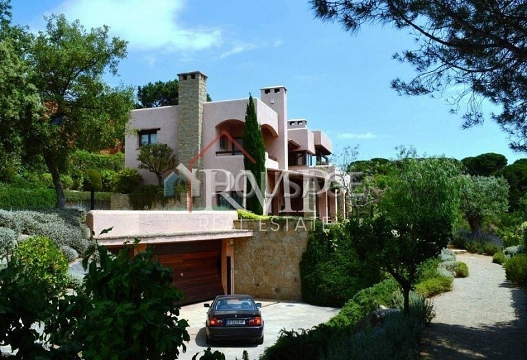 6 bed a house for sale in San Pol de Mar, Spain, 525 m² - photo 1
