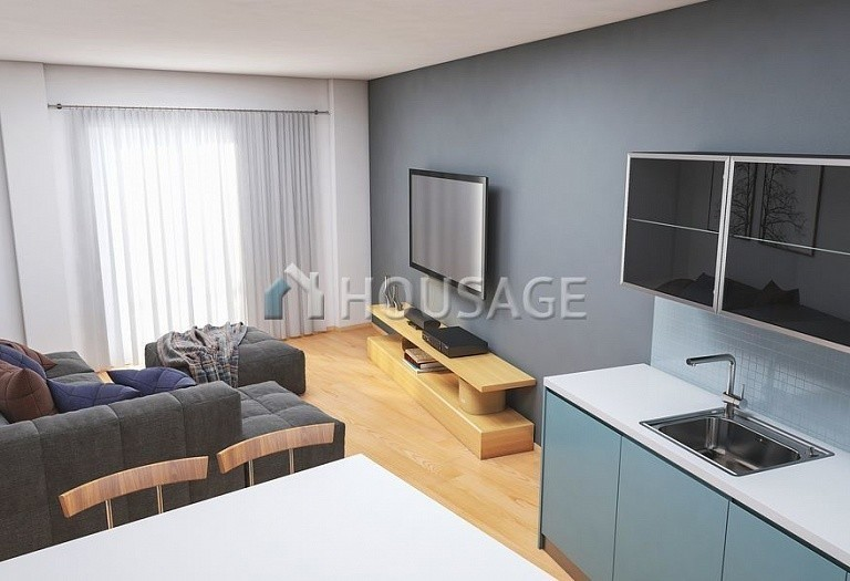 2 bed flat for sale in Athens, Greece, 70.28 m² - photo 3