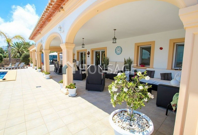 5 bed villa for sale in Sol Park, Moraira, Spain, 383 m² - photo 13