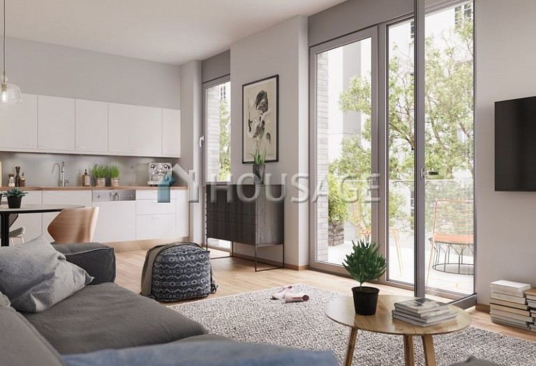1 bed flat for sale in Friedrichshain, Berlin, Germany, 73 m² - photo 1
