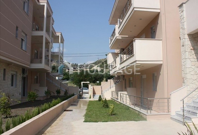 2 bed flat for sale in Kriopigi, Kassandra, Greece, 55 m² - photo 1