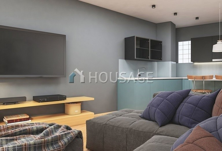 2 bed flat for sale in Athens, Greece, 70.28 m² - photo 6