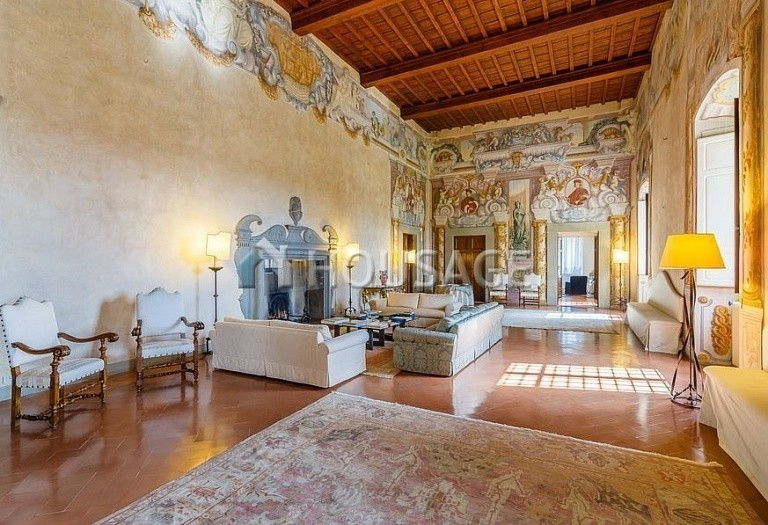 9 bed villa for sale in Florence, Italy, 2800 m² - photo 13