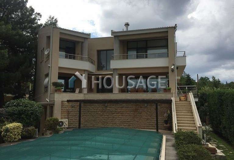 5 bed villa for sale in Oraiokastro, Salonika, Greece, 490 m² - photo 1