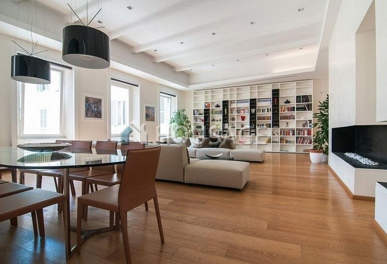6 bed flat for sale in Rome, Italy, 440 m² - photo 21