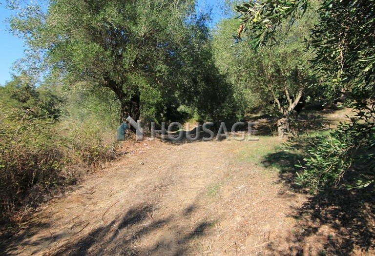 Land for sale in Ано Korakiana, Kerkira, Greece - photo 1