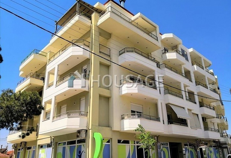 3 bed flat for sale in Polygyros, Chalcidice, Greece, 124 m² - photo 1