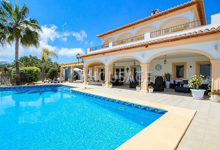 5 bed villa for sale in Sol Park, Moraira, Spain, 383 m² - photo 2