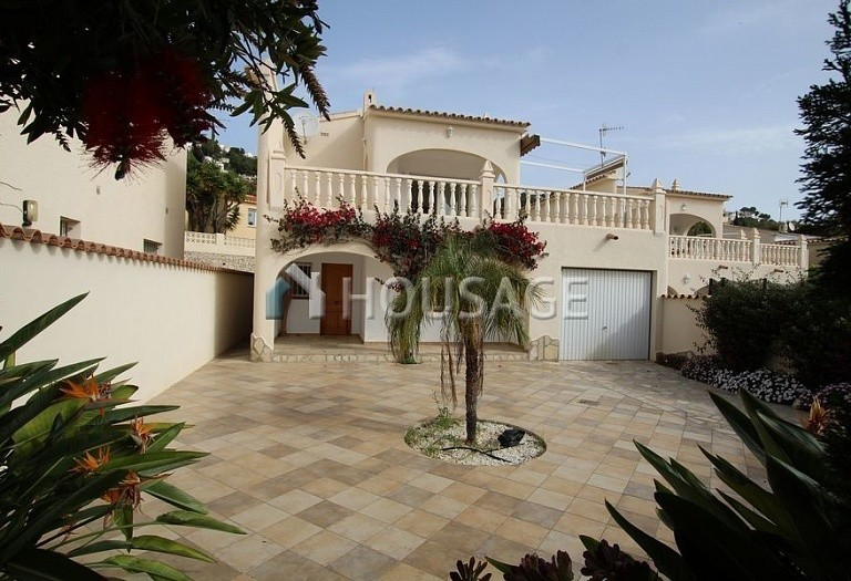 3 bed villa for sale in Club Moraira, Moraira, Spain, 117 m² - photo 1