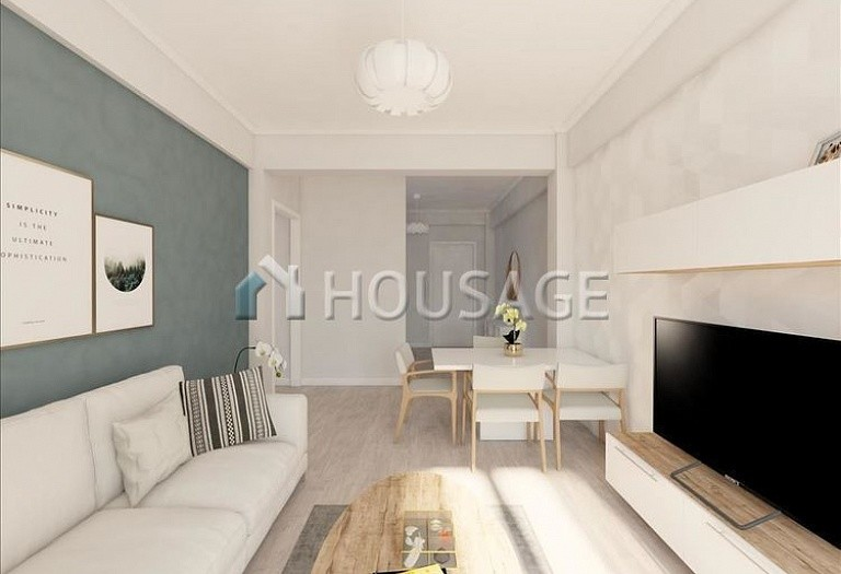 1 bed flat for sale in Elliniko, Athens, Greece, 55 m² - photo 2