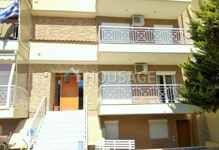 2 bed flat for sale in Neoi Epivates, Salonika, Greece, 73 m² - photo 3