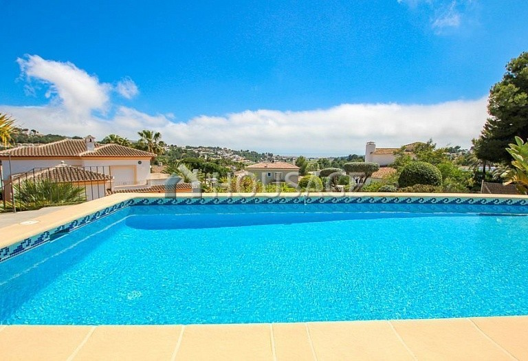 5 bed villa for sale in Sol Park, Moraira, Spain, 383 m² - photo 3