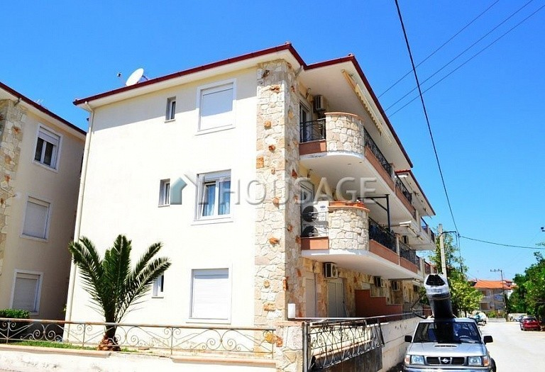2 bed flat for sale in Pefkochori, Kassandra, Greece, 65 m² - photo 1