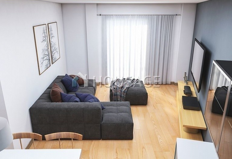 2 bed flat for sale in Athens, Greece, 70.28 m² - photo 1