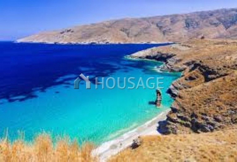 Land for sale in Strapourgies, Andros, Greece - photo 1