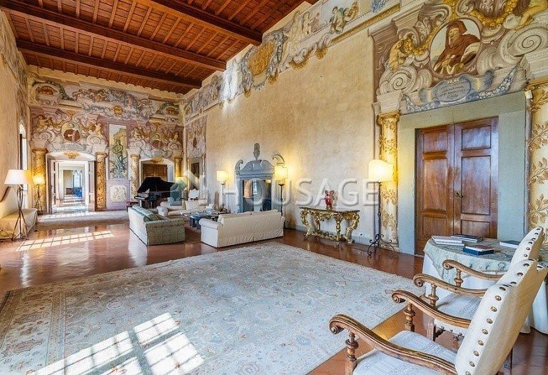 9 bed villa for sale in Florence, Italy, 2800 m² - photo 16