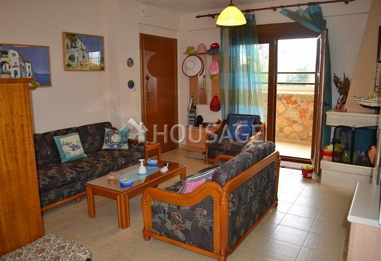 2 bed flat for sale in Afytos, Kassandra, Greece, 60 m² - photo 1