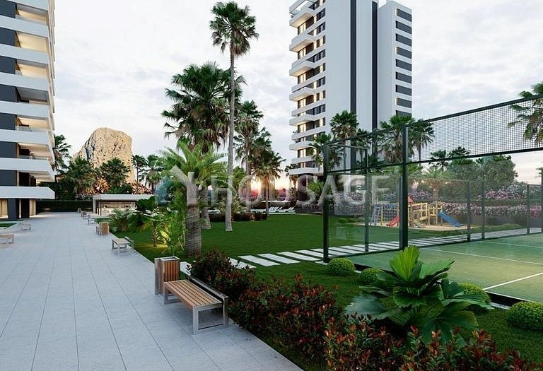 2 bed flat for sale in Calpe, Spain, 80 m² - photo 1