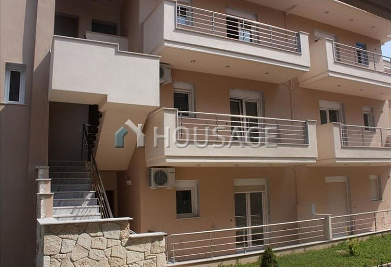2 bed flat for sale in Kriopigi, Kassandra, Greece, 55 m² - photo 6