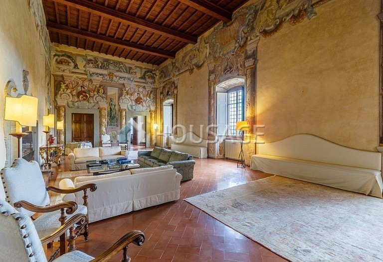 9 bed villa for sale in Florence, Italy, 2800 m² - photo 20