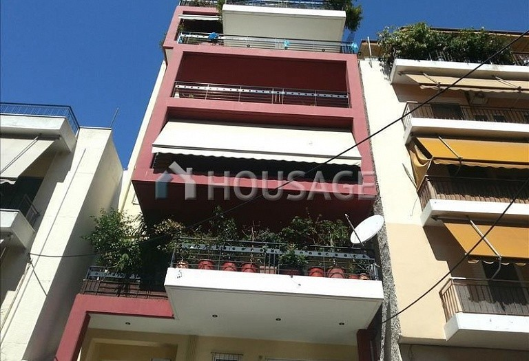 1 bed flat for sale in Elliniko, Athens, Greece, 50 m² - photo 1