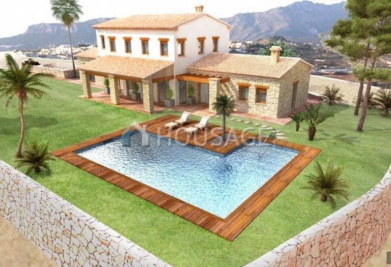 4 bed villa for sale in Benisa, Benisa, Spain, 476 m² - photo 3