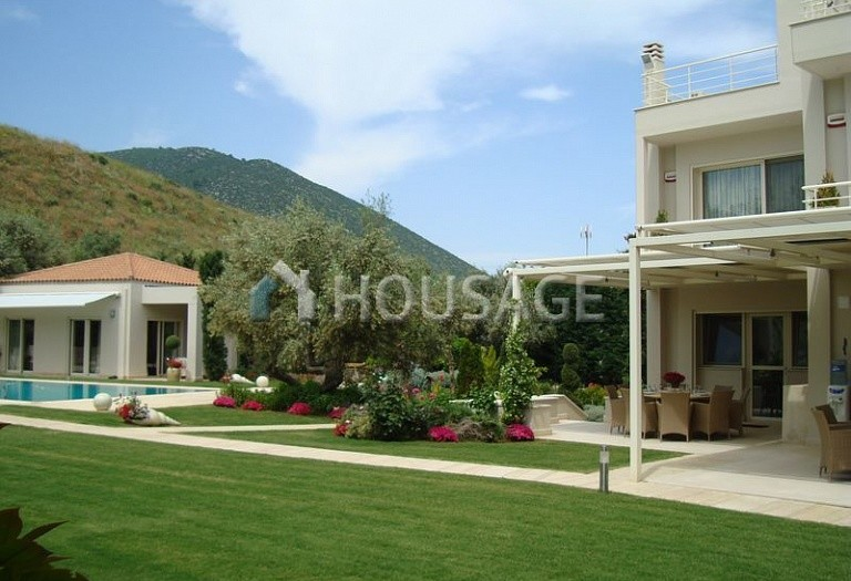 8 bed villa for sale in Drosia, Euboea, Greece, 435 m² - photo 4