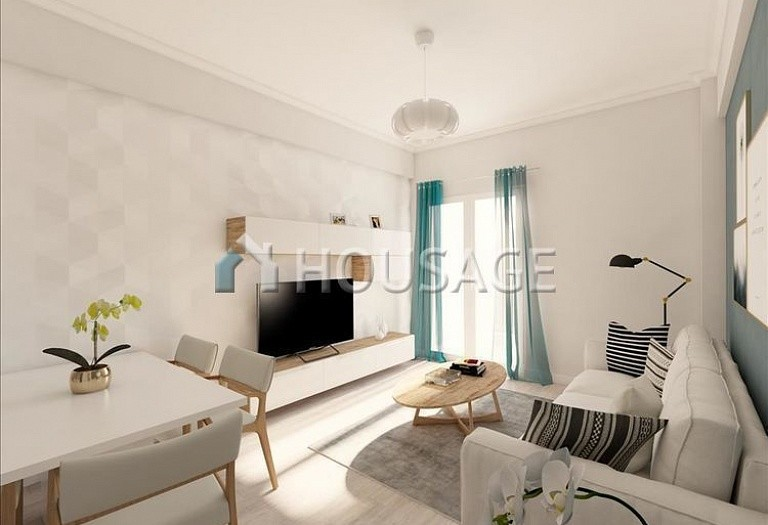 1 bed flat for sale in Elliniko, Athens, Greece, 55 m² - photo 1