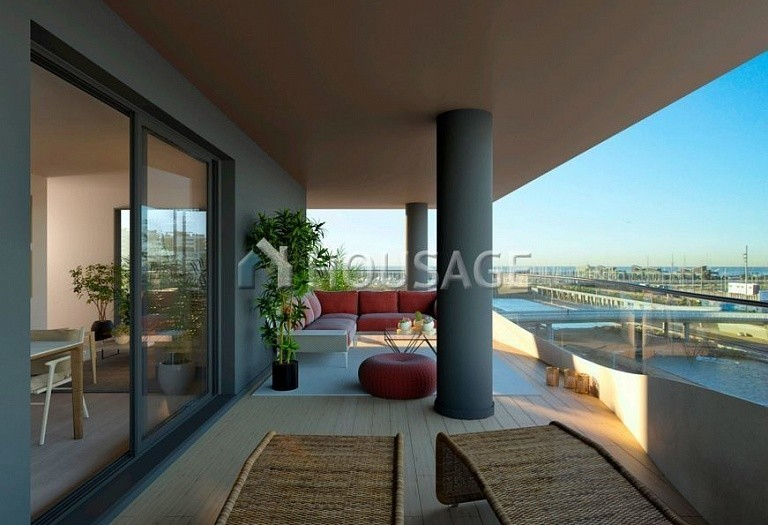 3 bed flat for sale in Badalona, Spain, 74 m² - photo 5
